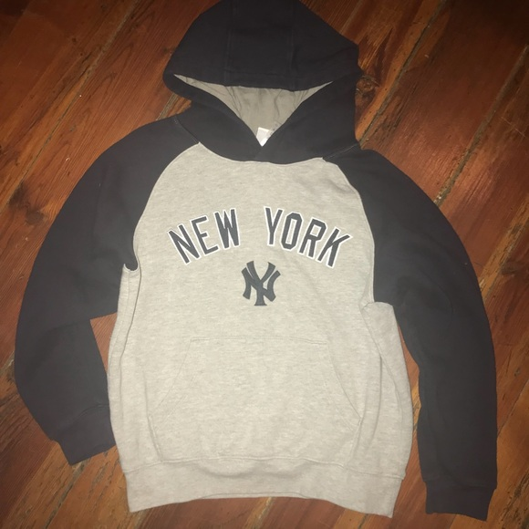 Majestic Other - New York Yankees hoodie 10 12 Youth 1a24f7fe9ed